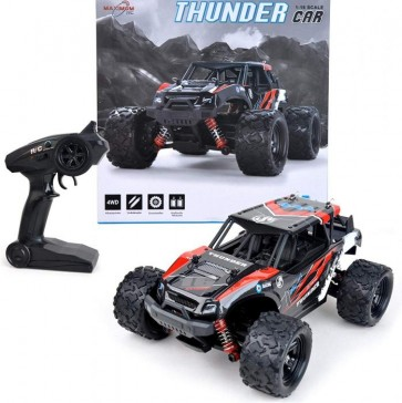 Maximum RC - Thunder Car / Monstertruck - Spielzeugauto / Rennauto / 36km/h schnell