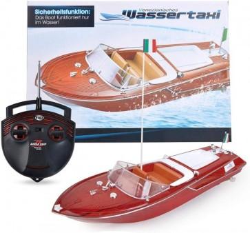 Maximum RC   Motorboot in toller Holzoptik   Spielzeug Boot für Kinder   Venezianisches Wassertaxi
