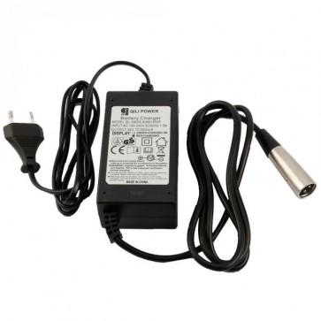 Ladegerät 36V für Mach1 Elektro Scooter / Output: 36V - 1,5A / für Blei Akkus