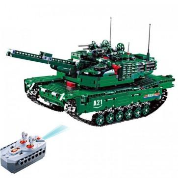 CaDa C61001 RC Panzer - 1498 klemmbausteine
