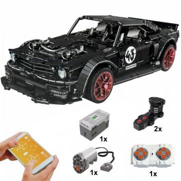 Mould King 13108 RC Auto - 2943 klemmbausteine
