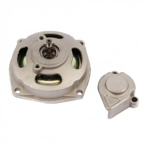 Kupplungsglocke mit 6er Ritzel für Pocketbike / Pocket-Bike / Minibike