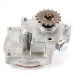 Getriebe inkl. 17er Ritzel für Mach1 Benzin Scooter mit 43-49 ccm Motor