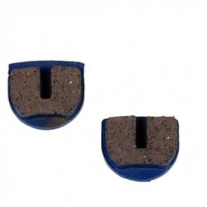 Bremsbeläge für Mach1 Elektro E und Benzin Scooter / für den Schwarzen Bremssattel