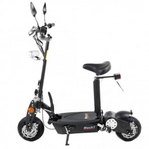 Gebrauchter Mach1® Scooter mit StVo. 20Km/h Modell-2 36V/500W