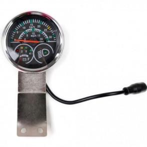 Tachometer/Tacho Analog für Modell-2  Elektro Scooter