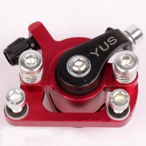 Bremssattel ROT für Mach1 Elektro- und Benzin Scooter