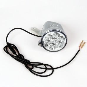 12V LED Vorderlicht für Mach1 Elektro E-Scooter Modell-3 36V/500W und Modell-5 EEC-48V/1000W  Licht Lampe