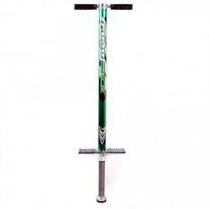 FunTomia® Pogo Stick Gr.L GRÜN für 50-90 kg Hüpf Stange Sprungstange Jumper Stockhüpfen