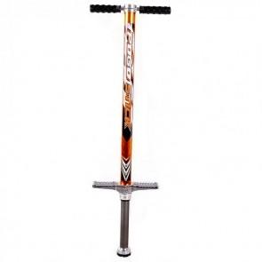 FunTomia® Pogo Stick Gr.L orange für 50-90 kg Hüpf Stange Sprungstange Jumper Stockhüpfen