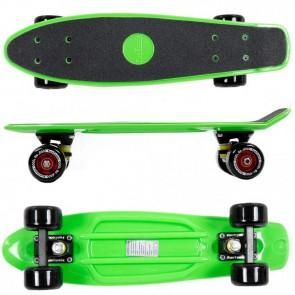 FunTomia® Mini-Board Grün mit Big Wheel Rollen und ABEC11 Kugellager