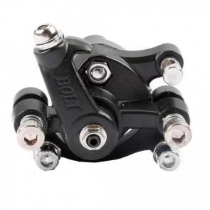 Bremssattel schwarz Boli für Mach1 Elektro - und Benzin Scooter