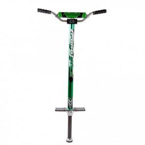 FunTomia® Pogo Stick Gr.XL Grün für 60-110 kg Hüpf Stange Sprungstange Jumper Stockhüpfen