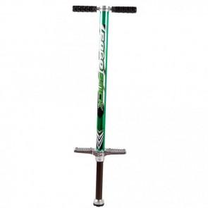 FunTomia® Pogo Stick Gr.M GRÜN für 35-80 kg Hüpf Stange Sprungstange Jumper Stockhüpfen