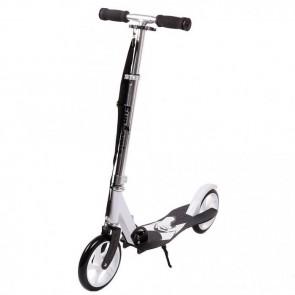 FunTomia® Kickscooter Kinderroller Scooter Roller Cruiser Kick Jump Cityroller in schwarz