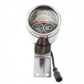 Tachometer/Tacho Analog für Modell-6A  Elektro Scooter