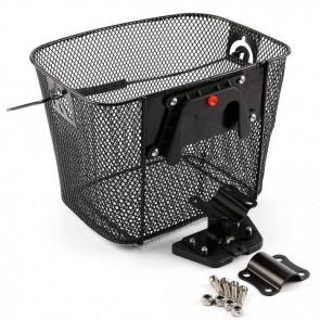 Korb/Körbchen für Mach1 Elektro-Scooter und Benzin-Scooter für vorne