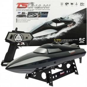Maximum RC - Ferngesteuertes Boot Tsunami inklusive Ladegerät und Akku