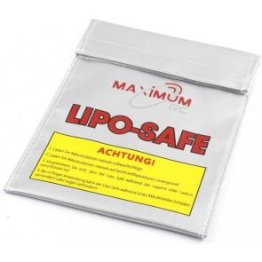 Lipo Safe - Ladetasche - Lipo Guard - Lipo Ladetasche zum sicheren laden der Lipo Akku und zum sicheren Aufbewahren. Feuerfest ** 23 cm x 18 cm **