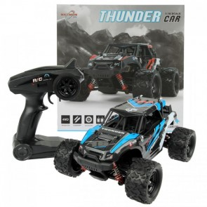 Funtomia Maximum RC - Thunder Car / Monstertruck - Spielzeugauto / Rennauto / 36km/h schnell blau