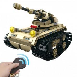 Mould King RC Kampfpanzer - 552 klemmbausteine