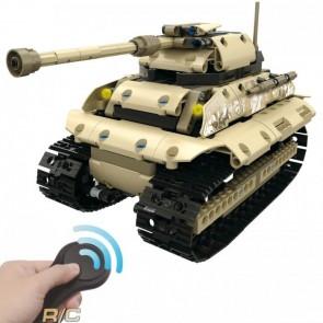 Mould King Kampfpanzer 13011 RC Technik - 497 klemmbausteine