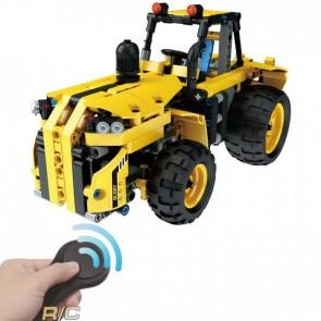 Mould King 13017 RC Traktor - 382 klemmbausteine