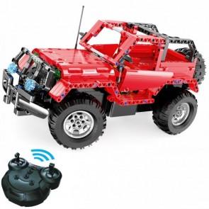 CaDa C51001W Jeep - 531 klemmbausteine