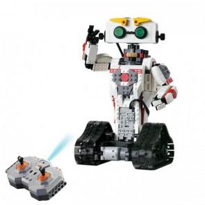 klemmbaustein Roboter