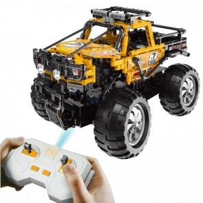 klemmbaustein Monster-Truck