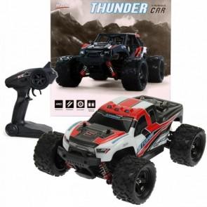 Funtomia - Thunder Car / Monstertruck - Spielzeugauto / Pick-Up / 36km/h schnell rot