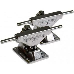 2 Stück FunTomia® 150mm Trucks / Achse für Miniboards